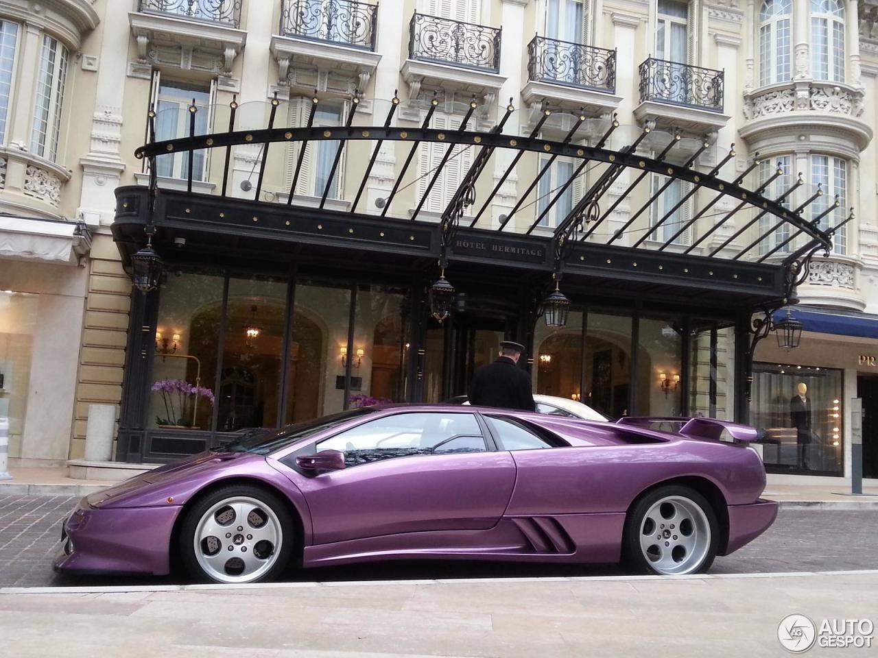 Lamborghini Diablo Se30 20 April 2013 Autogespot