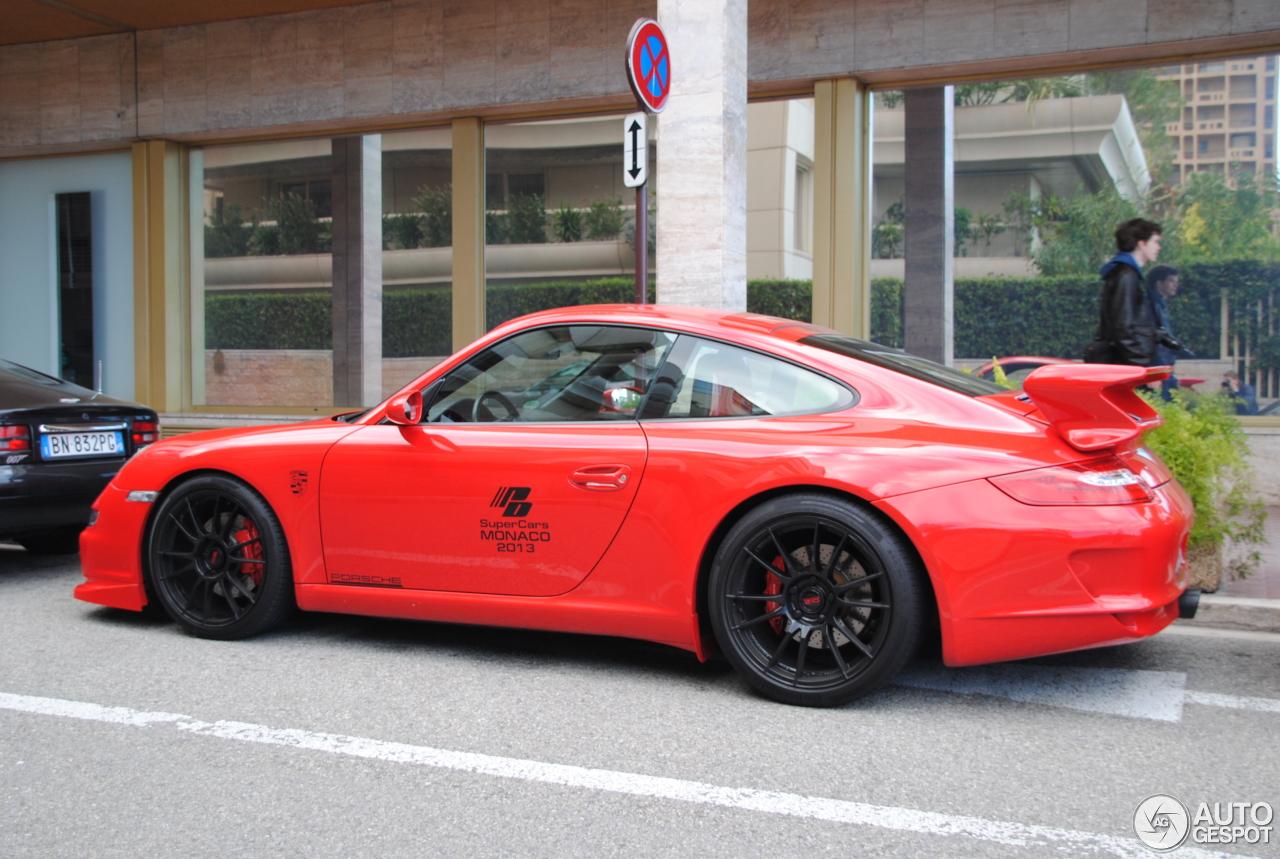 Porsche 997 Gt3 Prior Design 21 April 2013 Autogespot