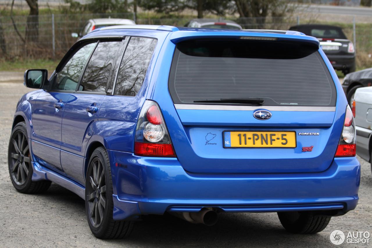 Subaru Forester STi - 23 April 2013 - Autogespot