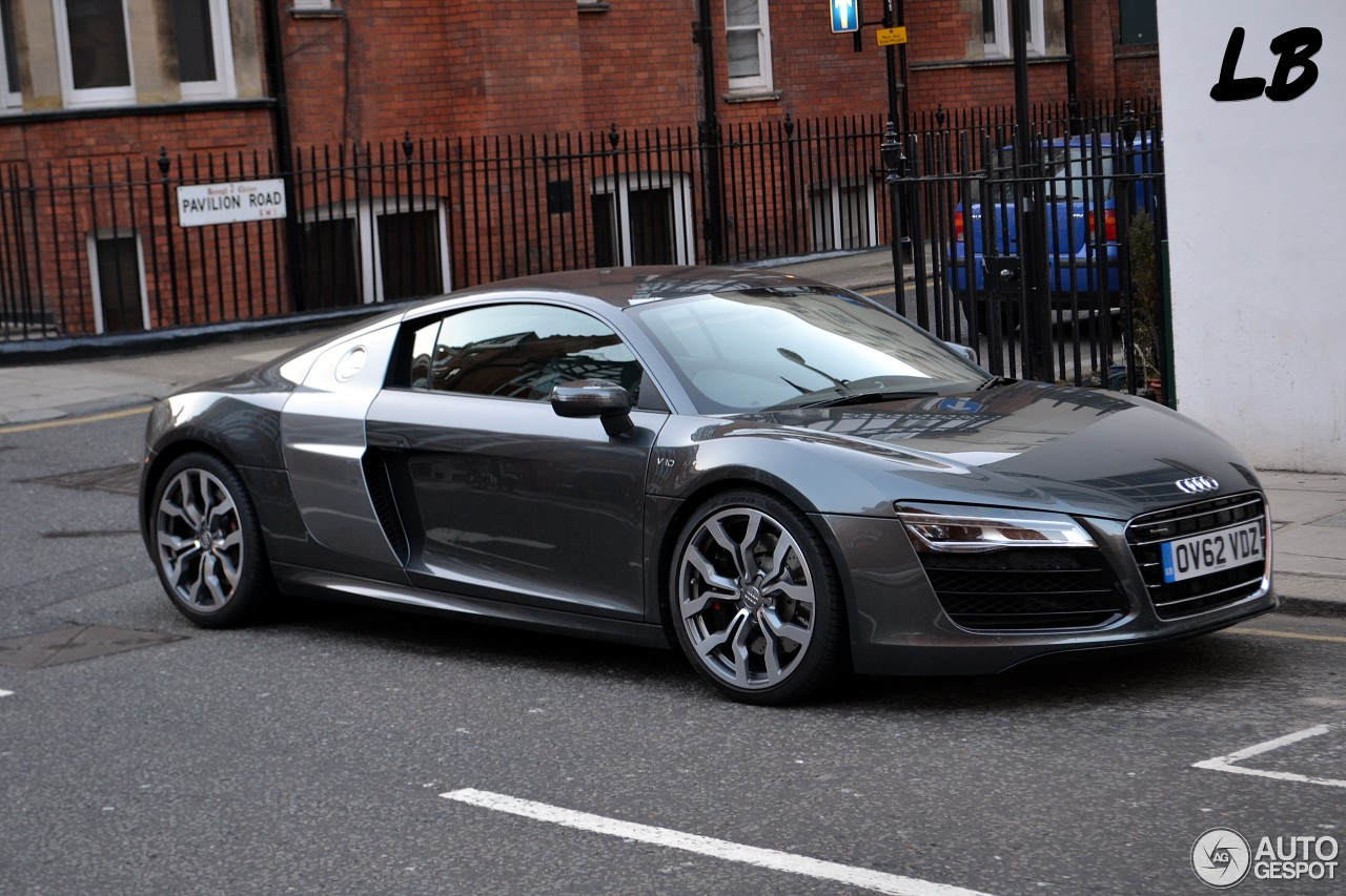 New Audi R8 full details from Geneva and UK prices  Auto