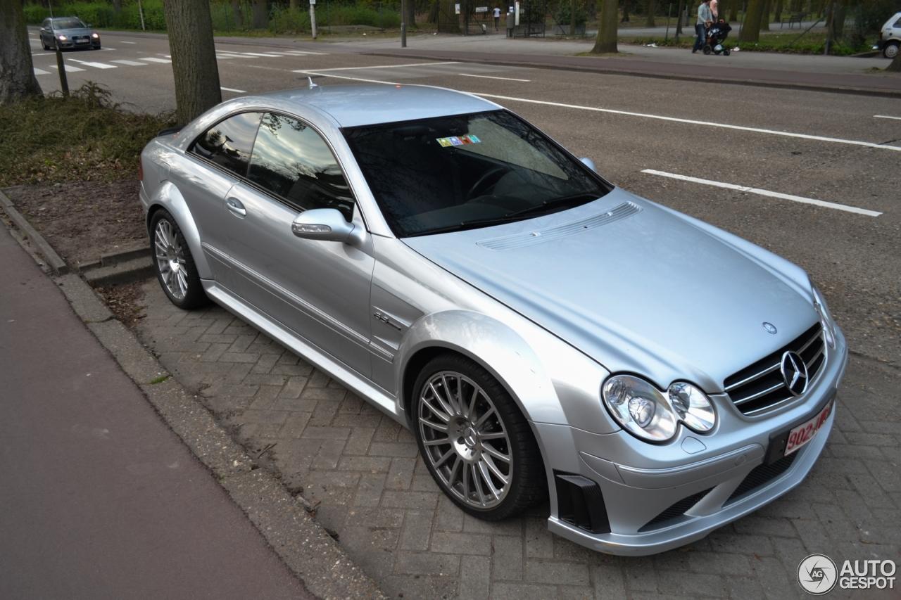 Mercedes benz clk 63 amg black series 25 april 2013 for Mercedes benz clk 2013