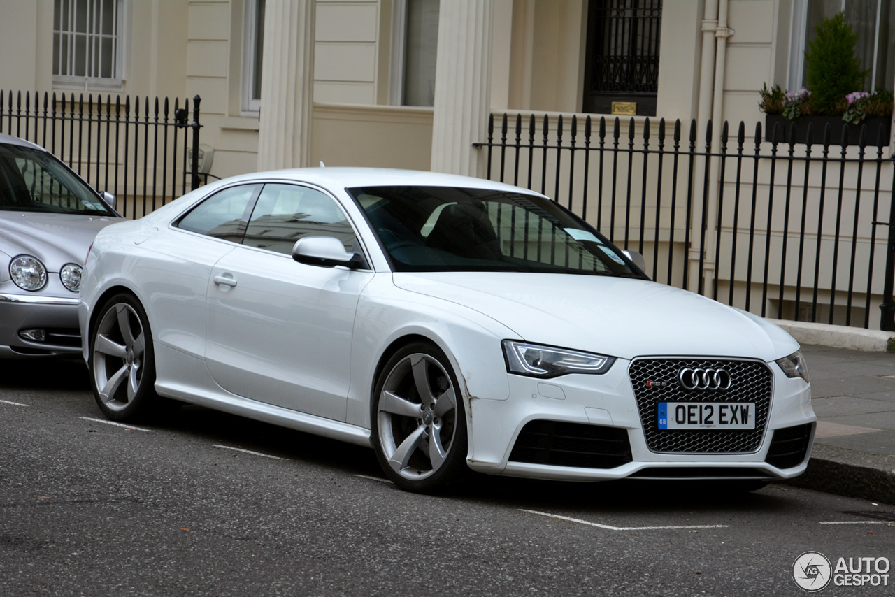 Image Gallery 2014 rs5 white