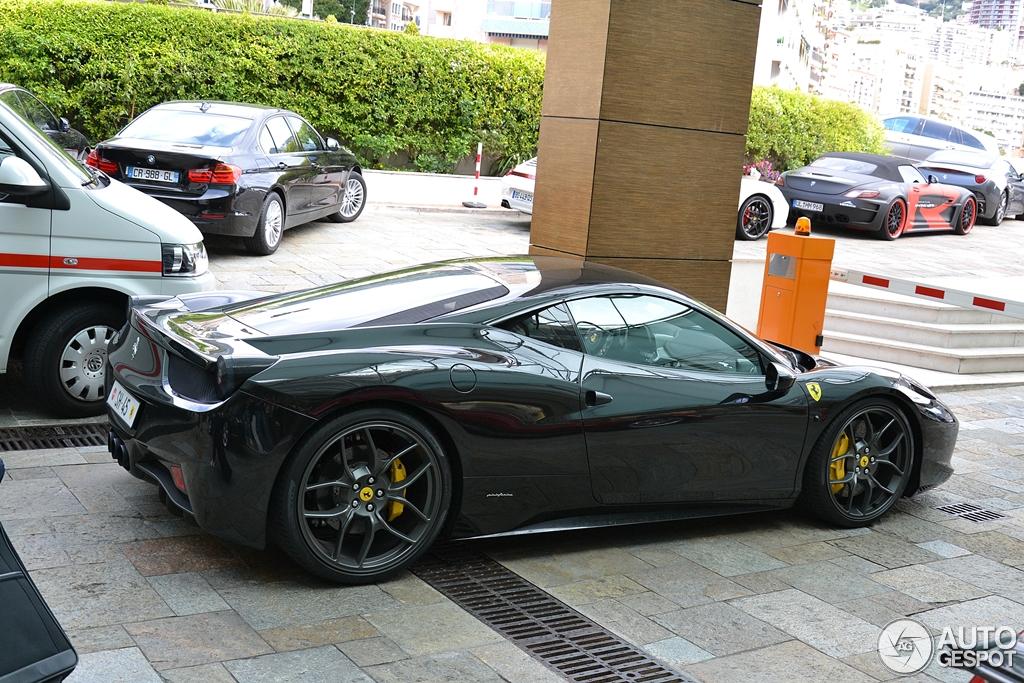 Ferrari 458 Italia Novitec Rosso 26 April 2013 Autogespot