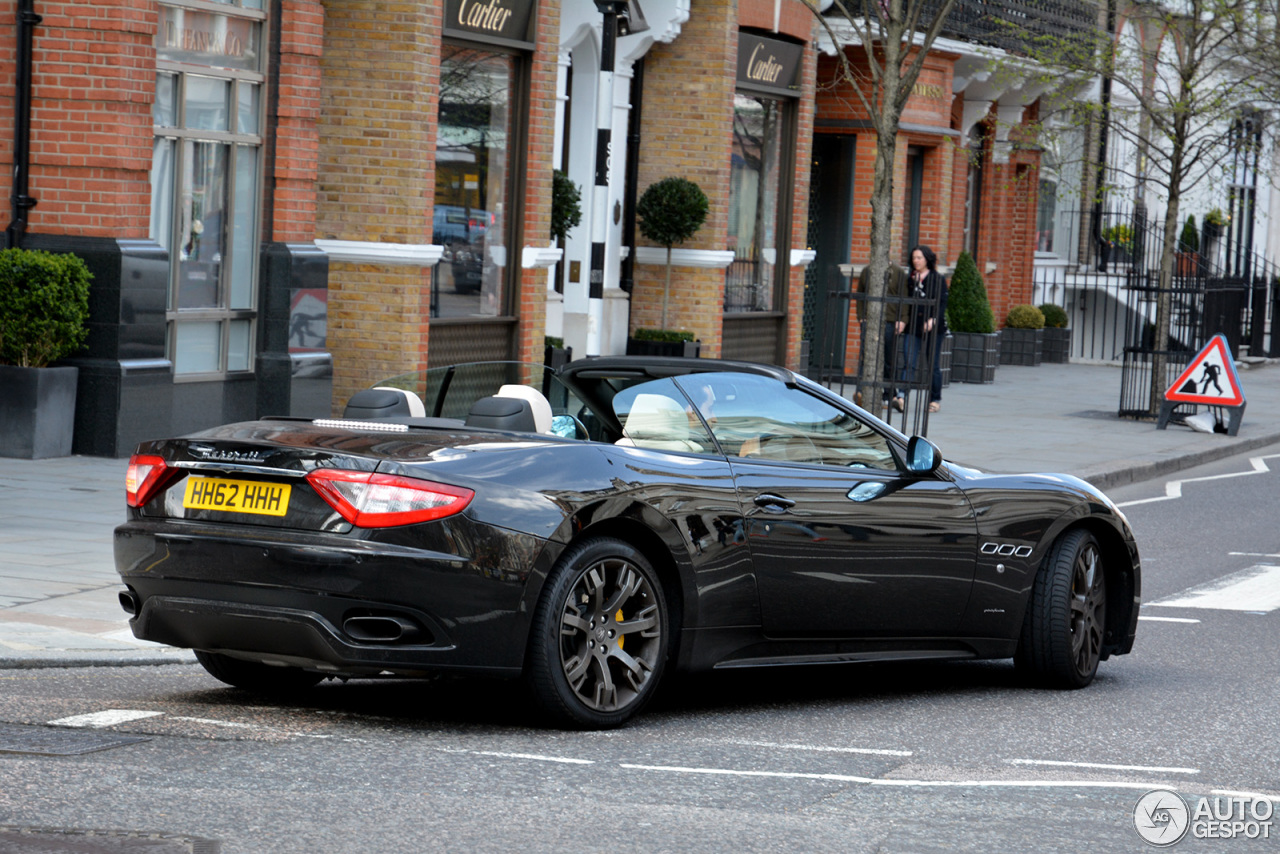maserati grancabrio sport 26 april 2013 autogespot. Black Bedroom Furniture Sets. Home Design Ideas