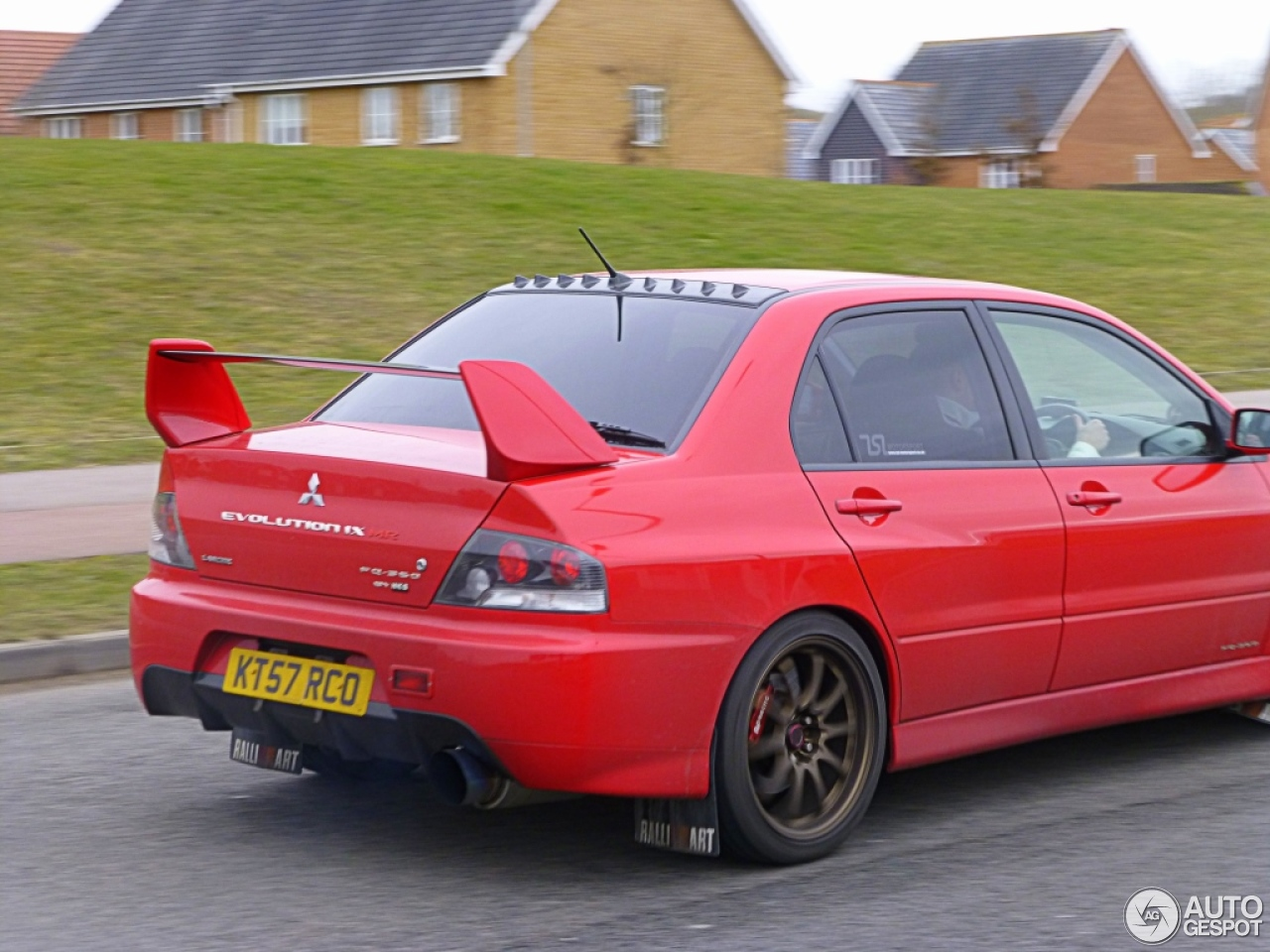 Mitsubishi Lancer Evolution Ix Mr Fq 360 By Hks 26 April