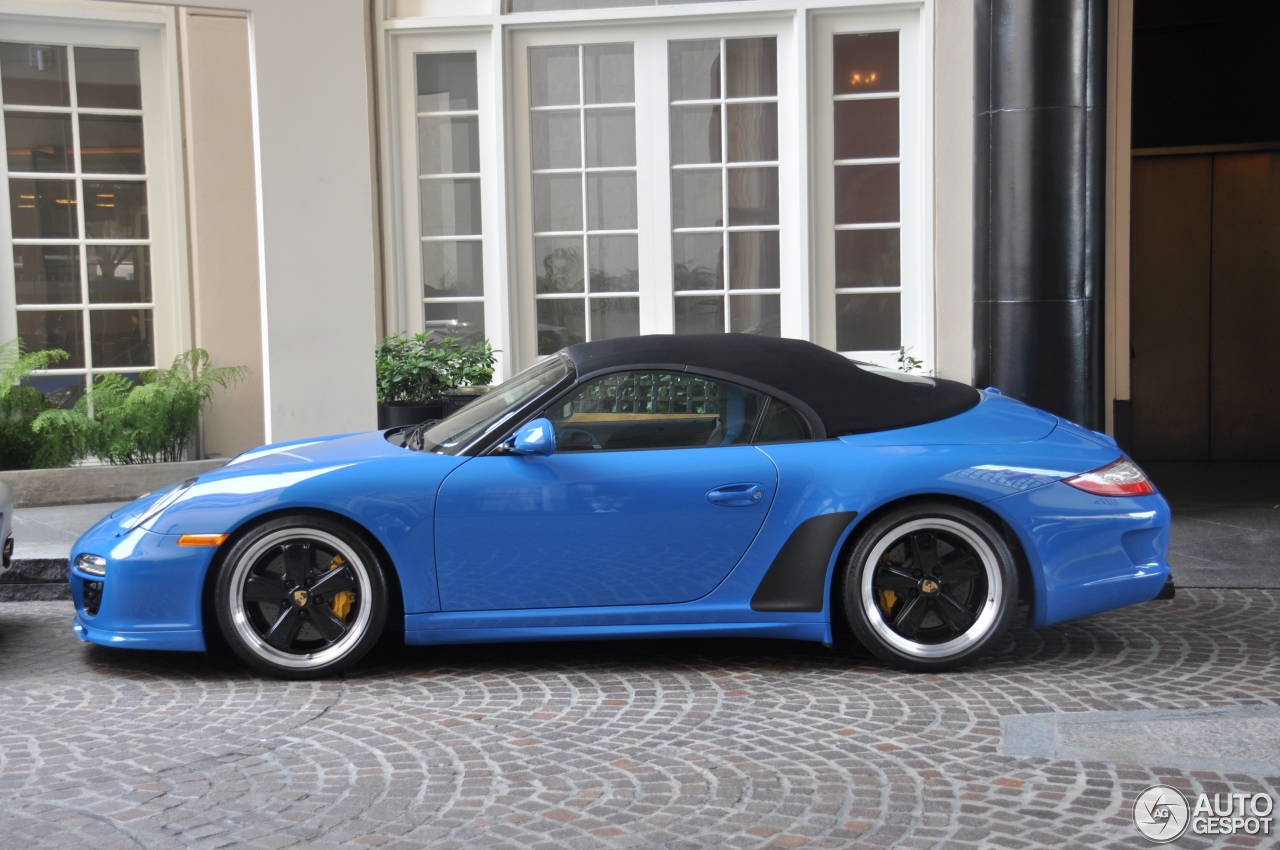 Porsche 997 Speedster 26 April 2013 Autogespot