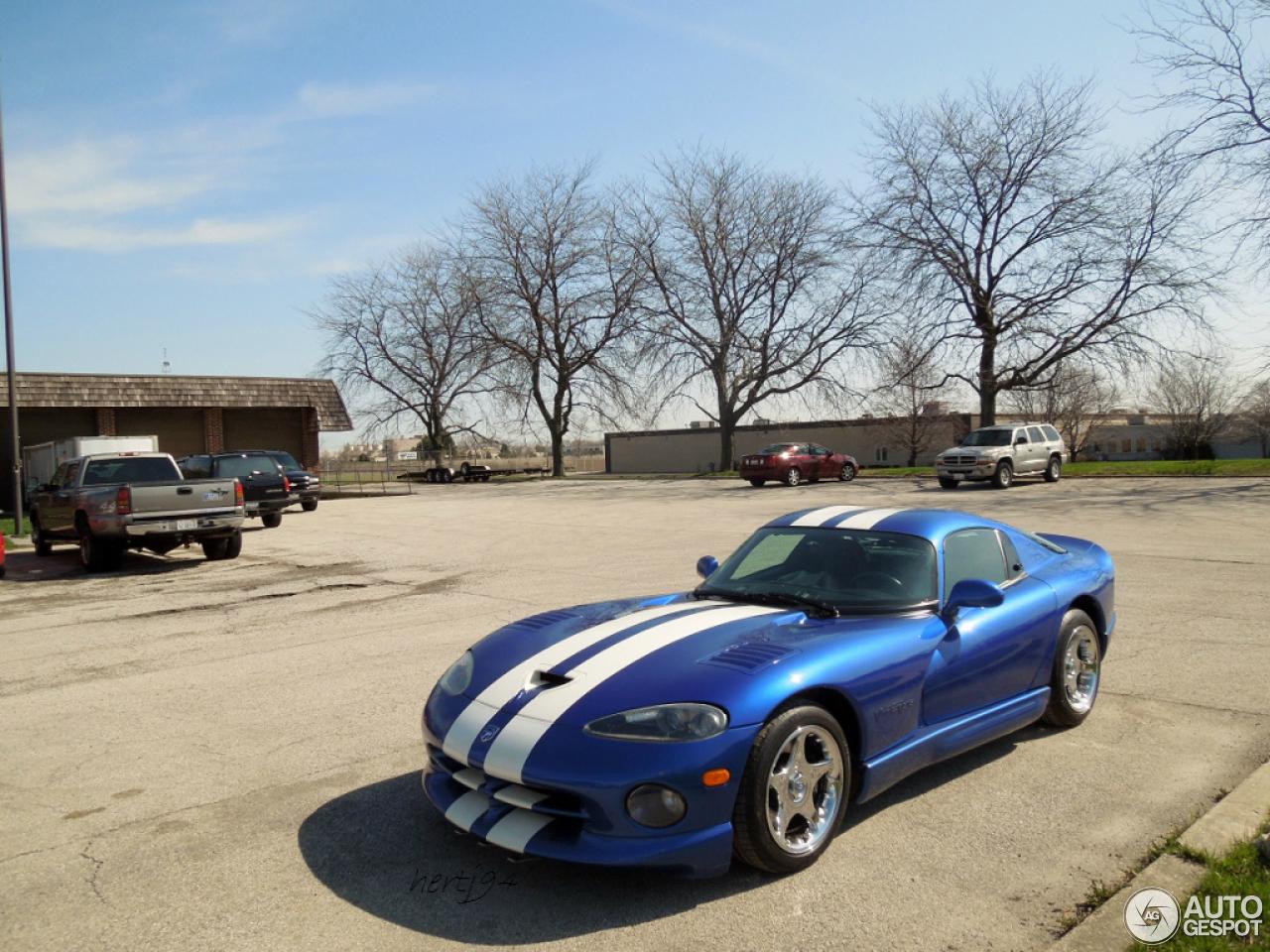 Dodge Viper Gts 28 April 2013 Autogespot