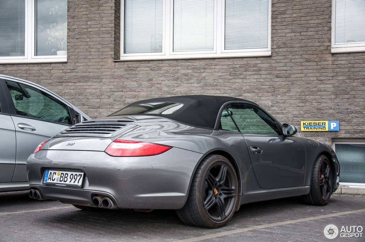porsche 997 carrera s cabriolet mkii 29 april 2013 autogespot. Black Bedroom Furniture Sets. Home Design Ideas