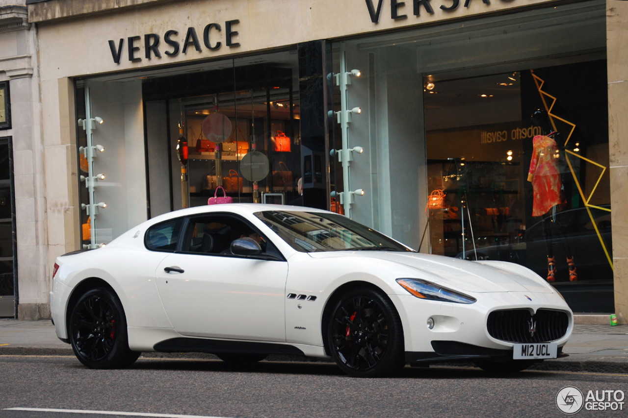 Maserati Granturismo S Mc Sport Line 2 May 2013 Autogespot