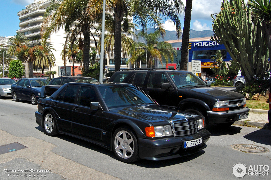 Mercedes Benz E 2017 Price >> Mercedes-Benz 190E 2.5-16v EVO II - 2 May 2013 - Autogespot