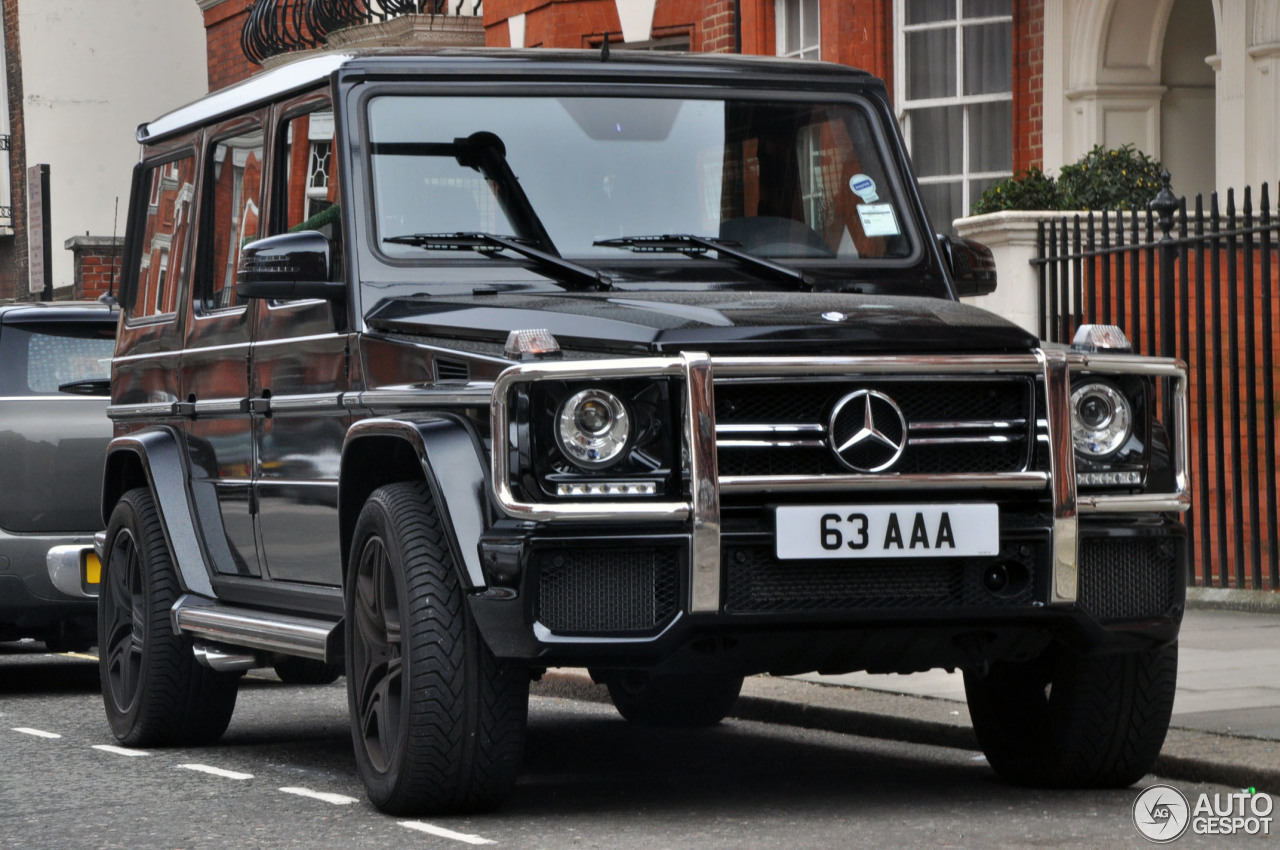 Mercedes-Benz G 63 AMG 2012 - 2 May 2013 - Autogespot
