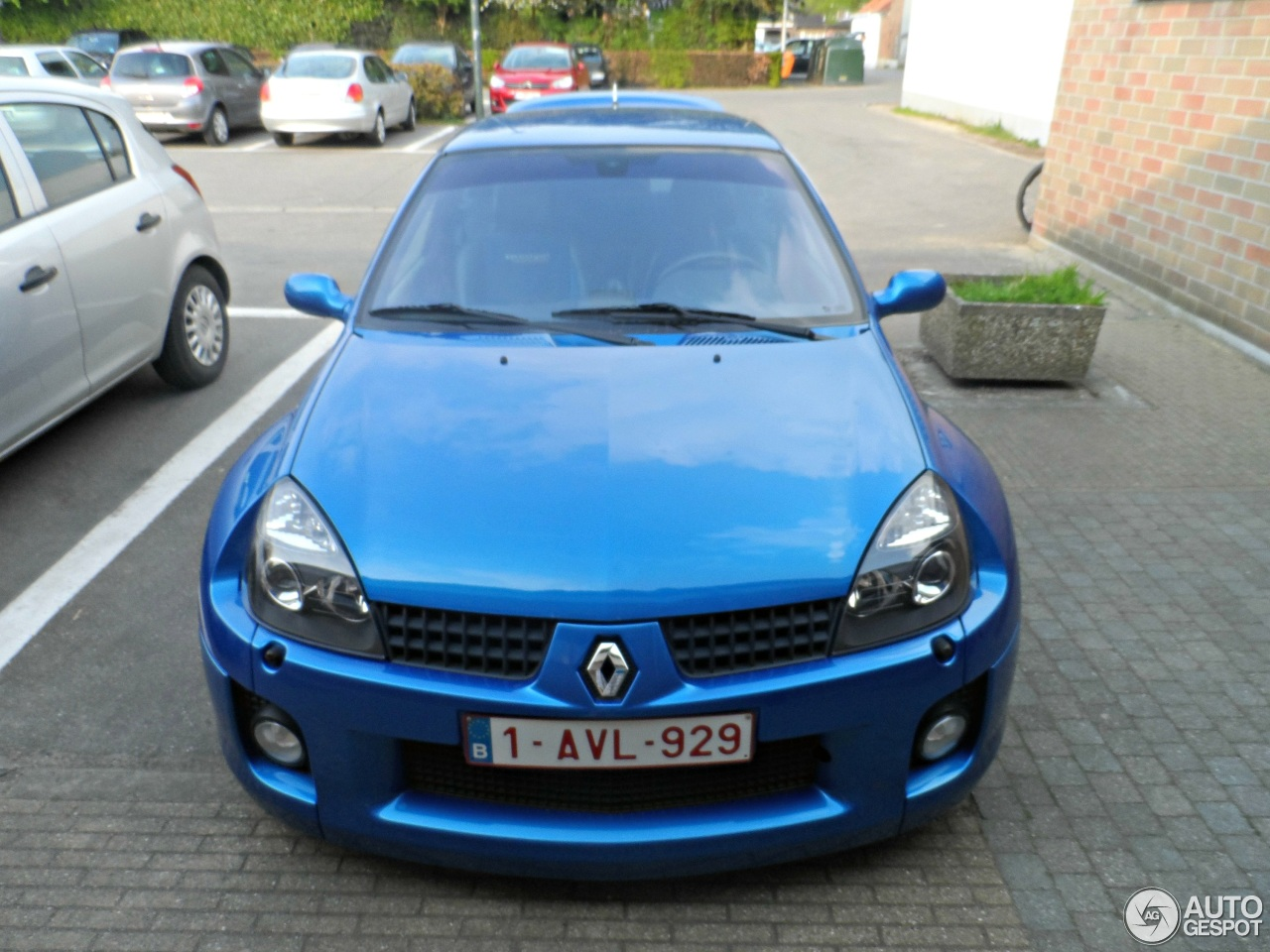 renault clio v6 phase ii 2 mei 2013 autogespot. Black Bedroom Furniture Sets. Home Design Ideas