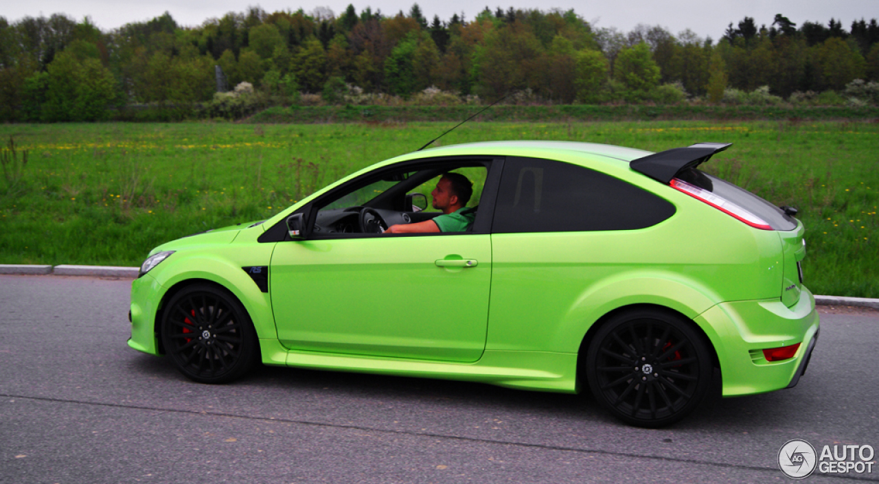 2012 Ford Focus Performance Modifications | Autos Post