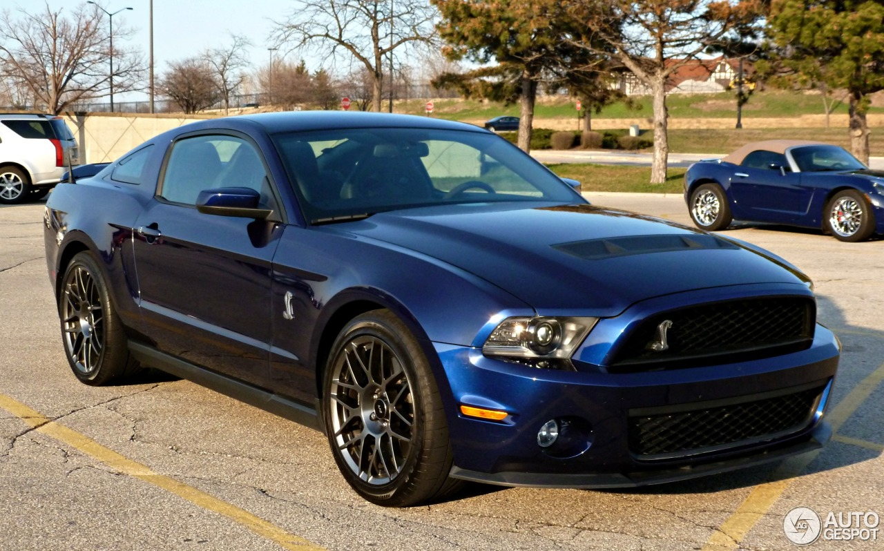 ford mustang shelby gt500 2010 4 may 2013 autogespot. Black Bedroom Furniture Sets. Home Design Ideas