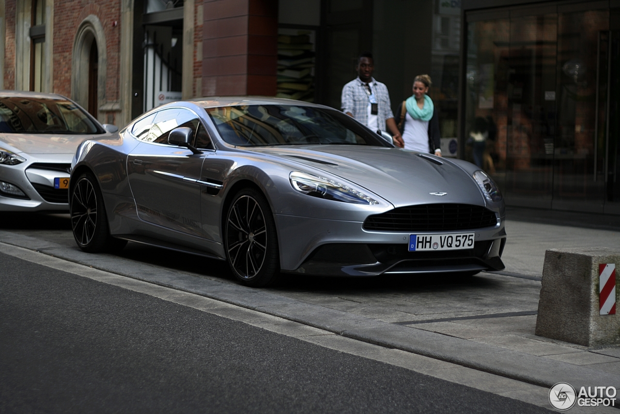 Aston Martin Vanquish 2013 5 May 2013 Autogespot