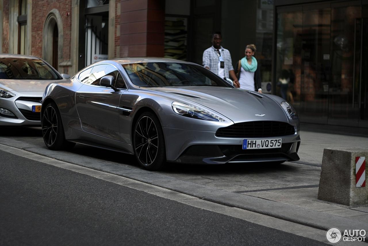 Aston Martin Vanquish 2013 5 Mai 2013 Autogespot