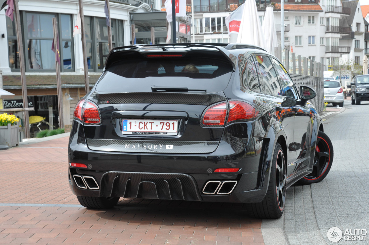 porsche mansory 958 cayenne 5 may 2013 autogespot. Black Bedroom Furniture Sets. Home Design Ideas