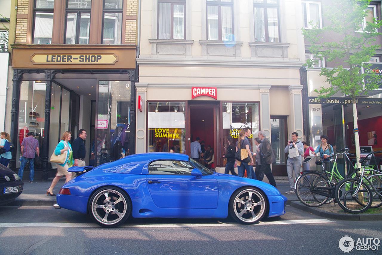 Porsche Strosek 964 Speedster 5 Maj 2013 Autogespot