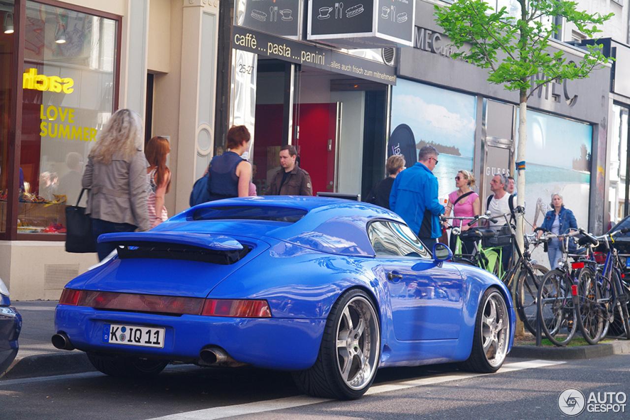 Porsche Strosek 964 Speedster 5 May 2013 Autogespot