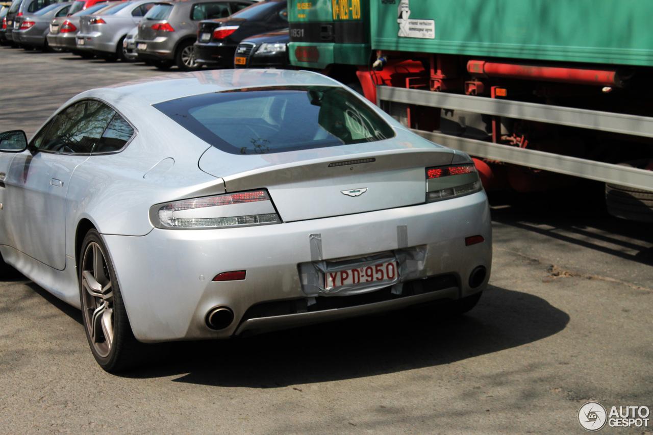 Aston Martin V8 Vantage N400 6 Mei 2013 Autogespot