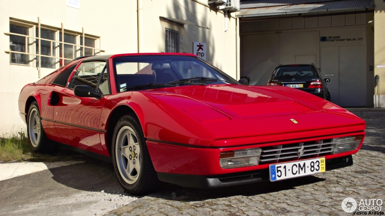 ferrari 328 gts 6 maio 2013 autogespot. Black Bedroom Furniture Sets. Home Design Ideas