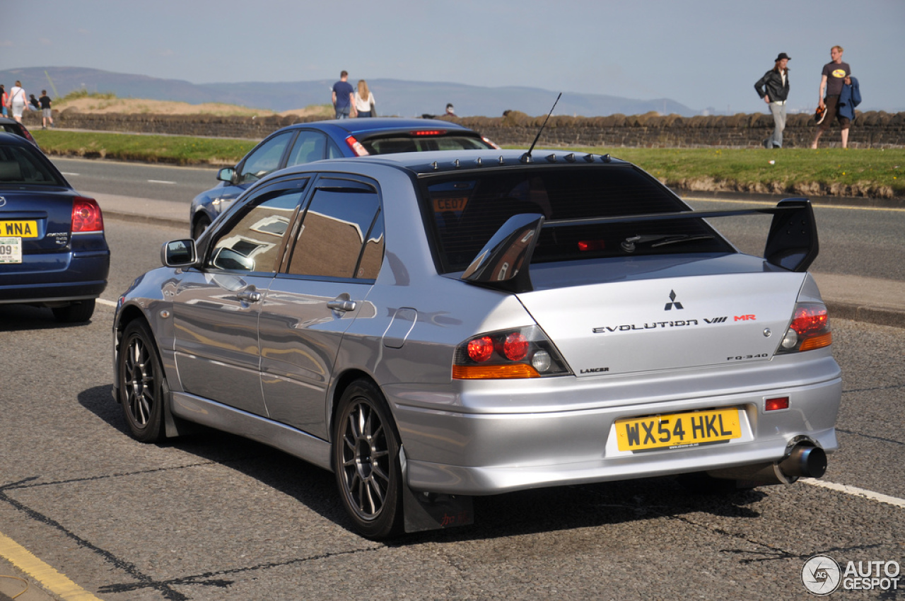 mitsubishi lancer evolution viii mr fq 340 7 may 2013 autogespot. Black Bedroom Furniture Sets. Home Design Ideas