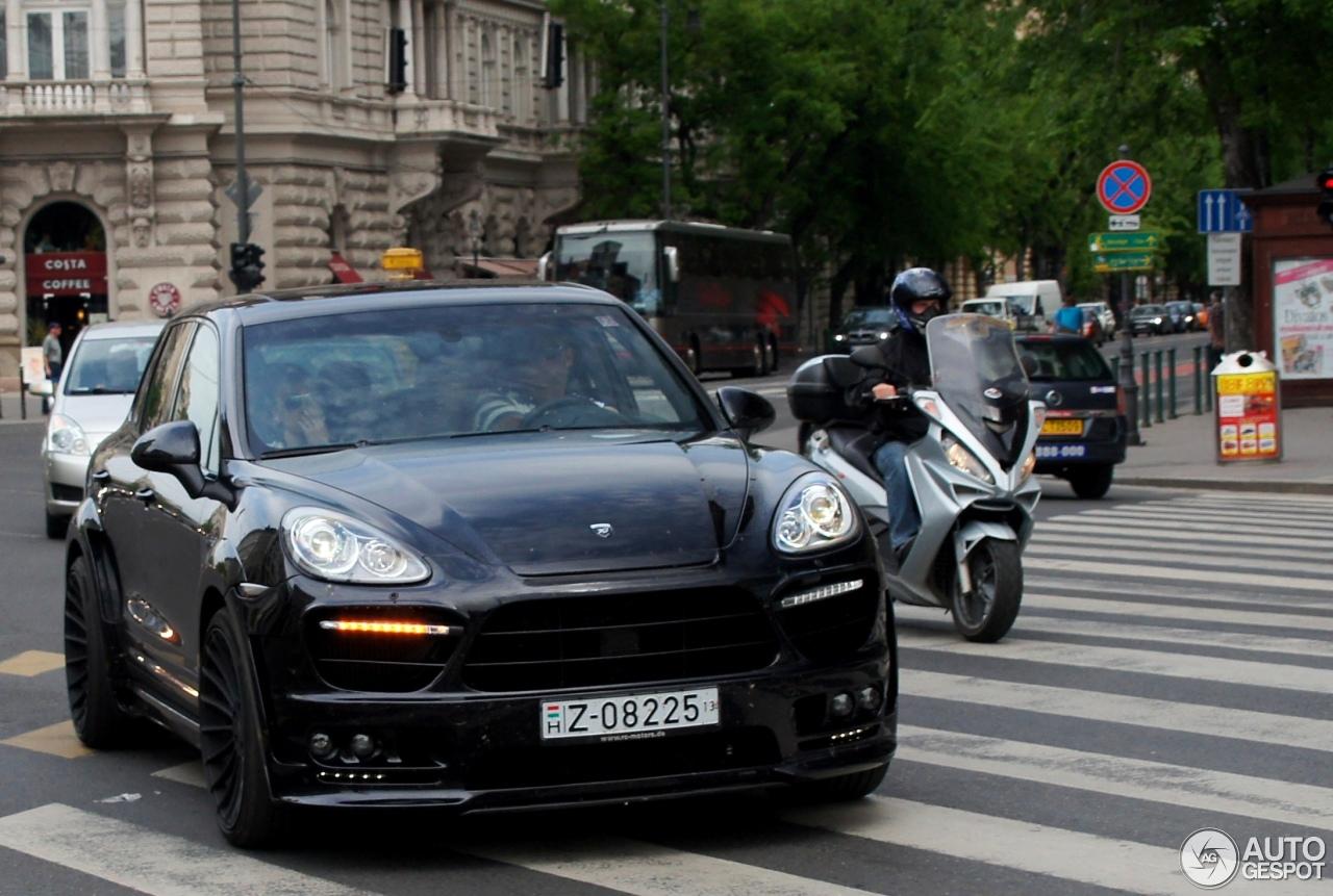 Porsche Cayenne Hamann Guardian Evo 7 May 2013 Autogespot