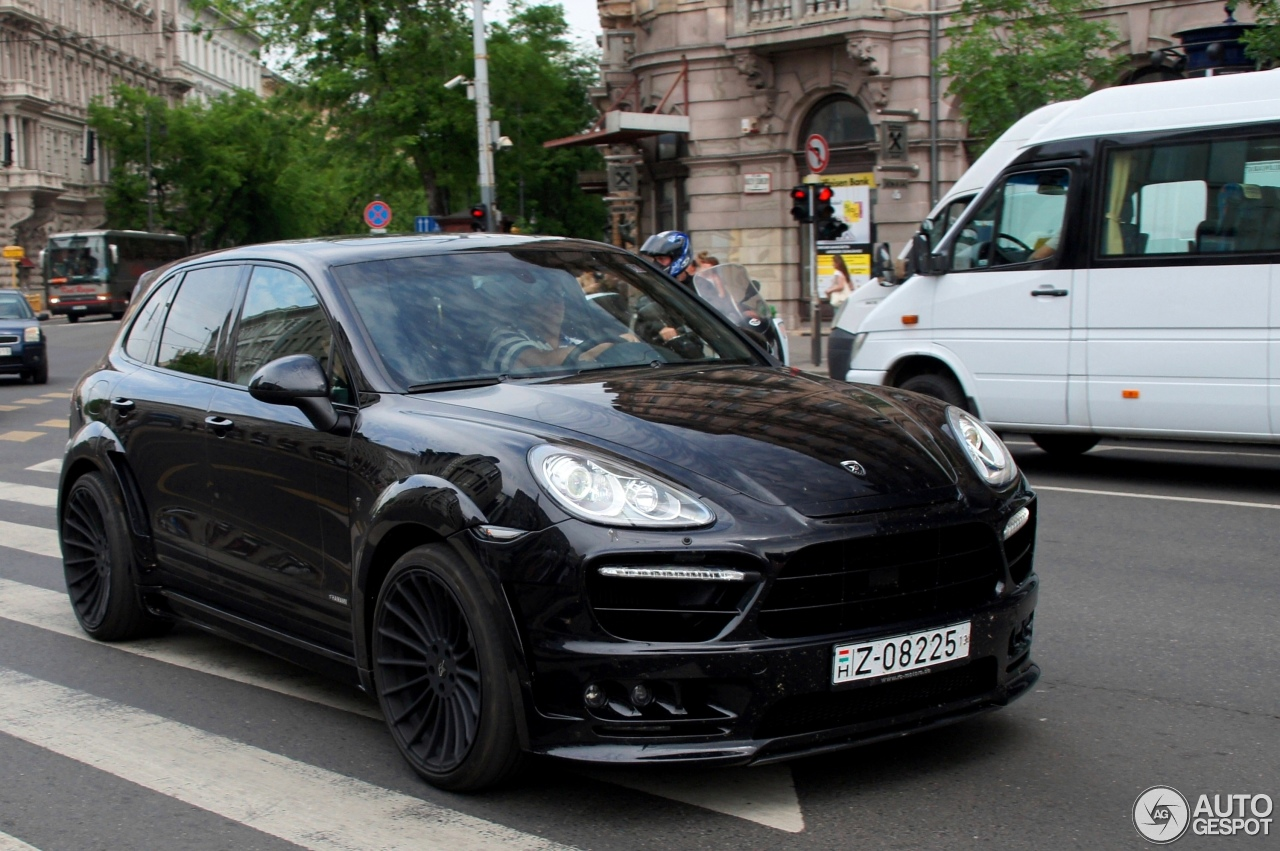 Porsche cayenne hamann guardian evo 7 may 2013 autogespot