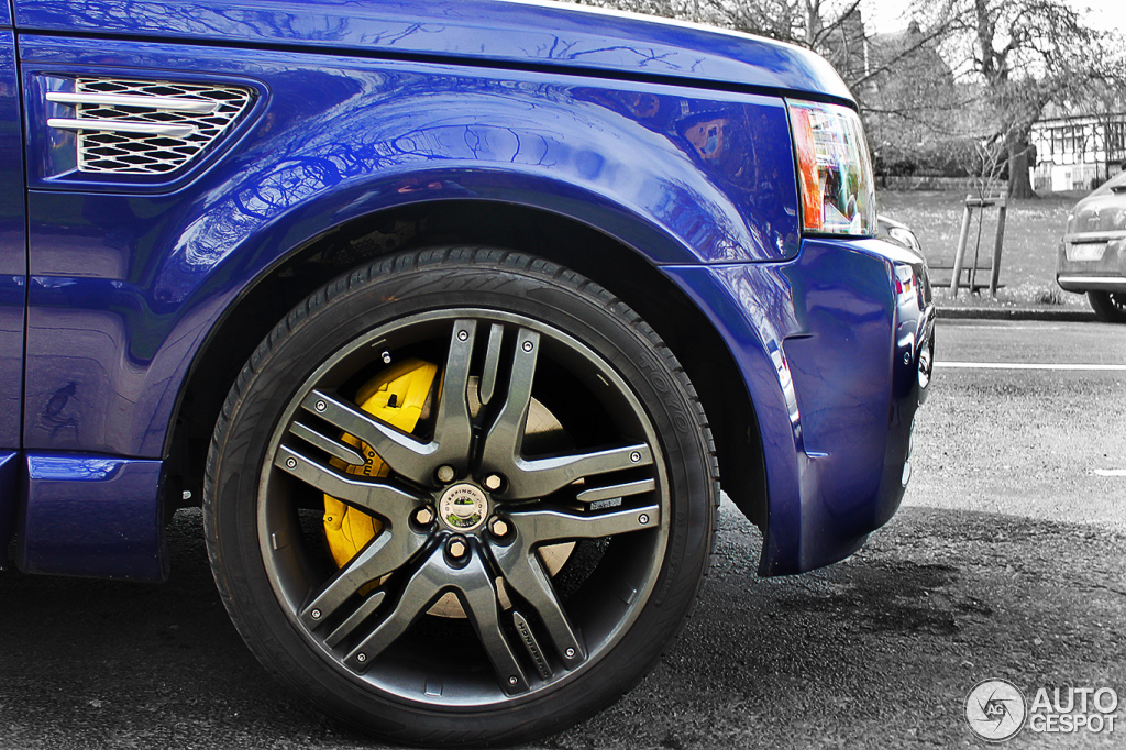 Land Rover Overfinch Range Rover Sport Supercharged 8