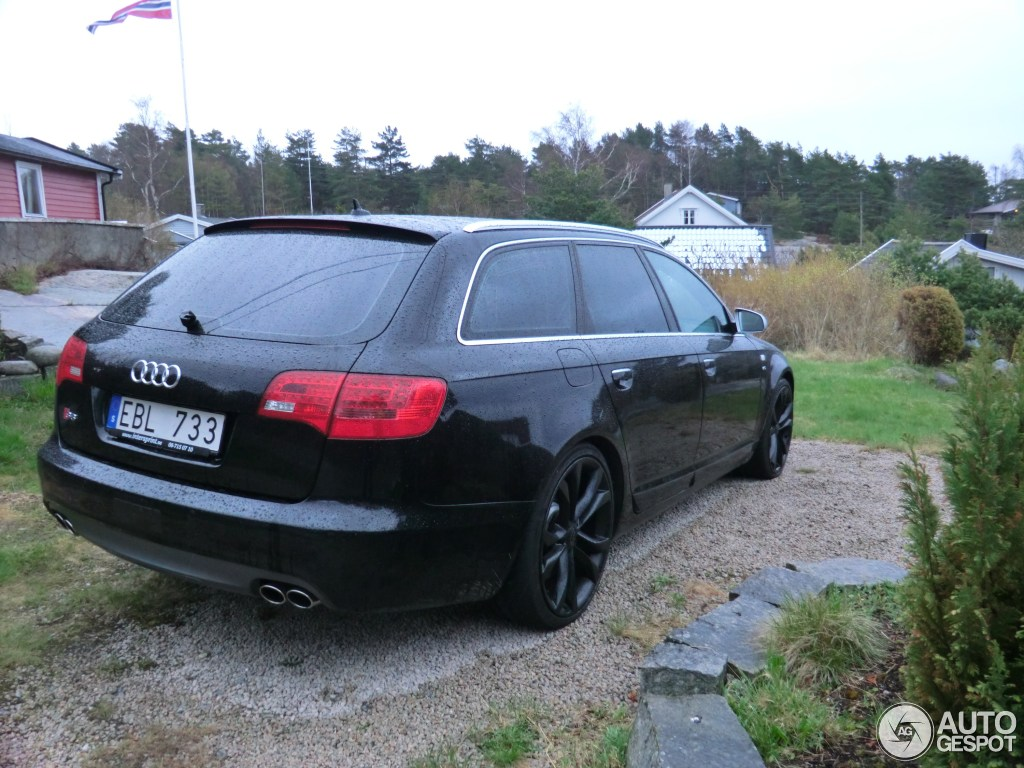 Audi S6 Avant C6 10 May 2013 Autogespot
