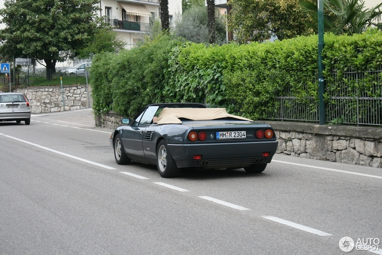 ferrari mondial t cabriolet 10 may 2013 autogespot. Black Bedroom Furniture Sets. Home Design Ideas