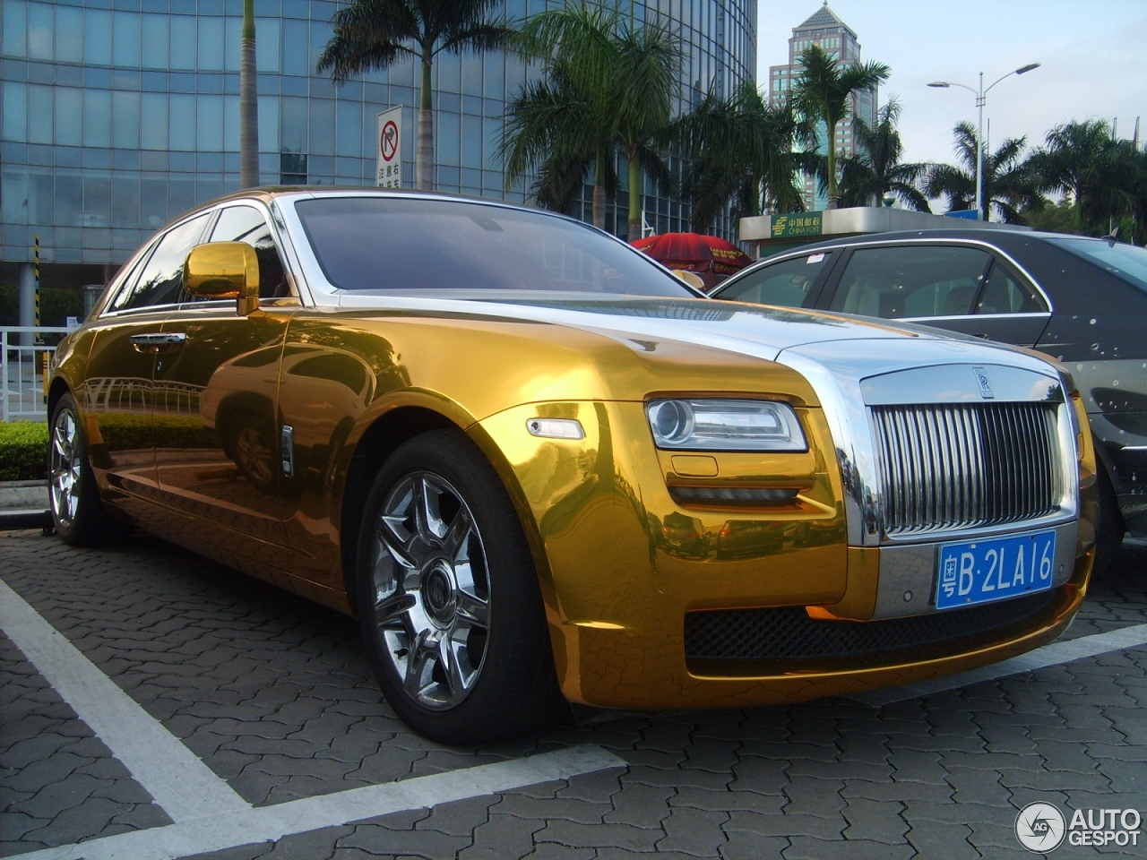 2016 Lincoln Town Car >> Rolls-Royce Ghost - 10 May 2013 - Autogespot