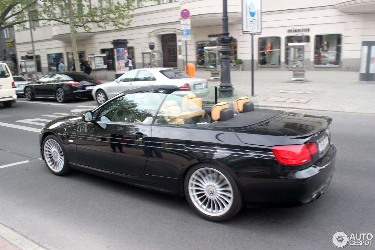 bmw alpina b3 s cabriolet. Black Bedroom Furniture Sets. Home Design Ideas