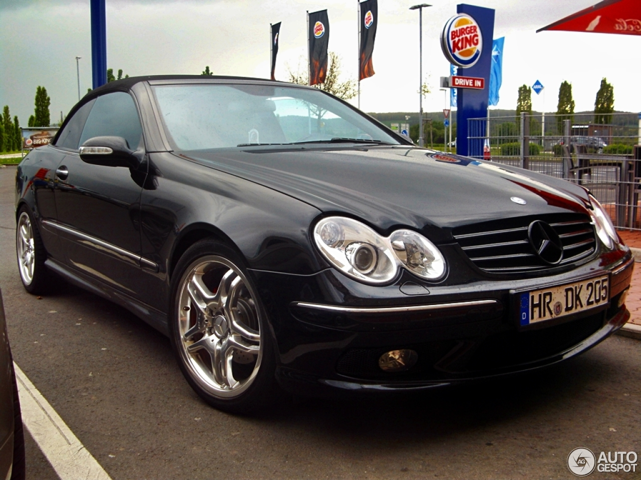 Mercedes benz clk 63 amg cabriolet 11 mai 2013 autogespot for Mercedes benz clk 63 amg