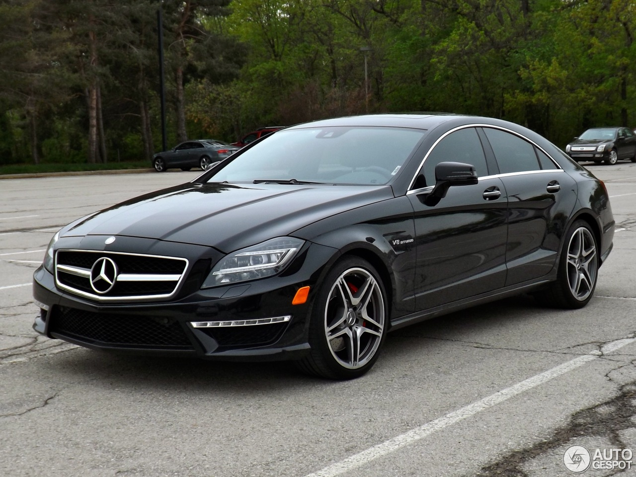 mercedes benz cls 63 amg c218 11 mai 2013 autogespot. Black Bedroom Furniture Sets. Home Design Ideas