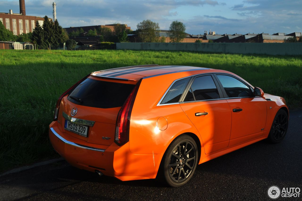 Cadillac Cts V Wagon For Sale >> Cadillac CTS-V Sport Wagon - 12 May 2013 - Autogespot