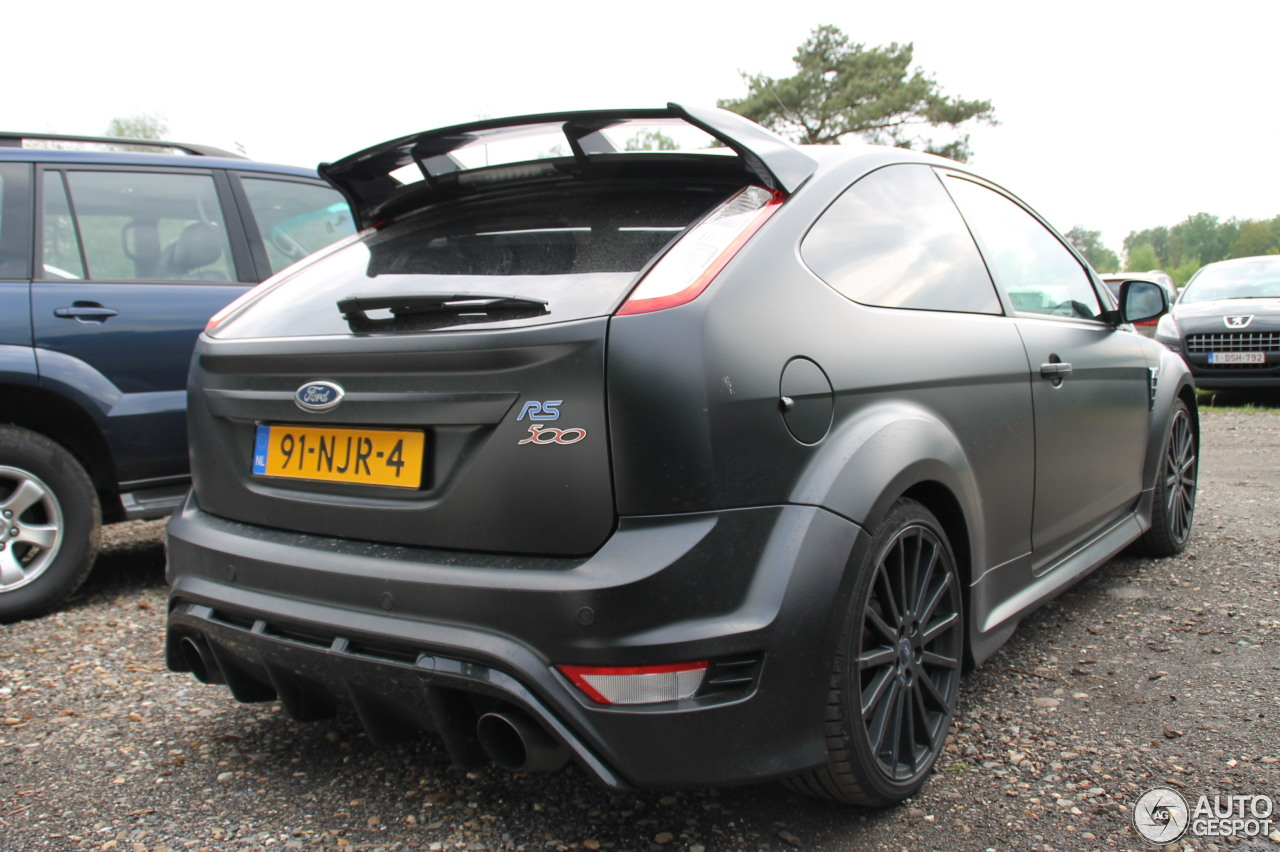 ford focus rs 500 12 may 2013 autogespot. Black Bedroom Furniture Sets. Home Design Ideas