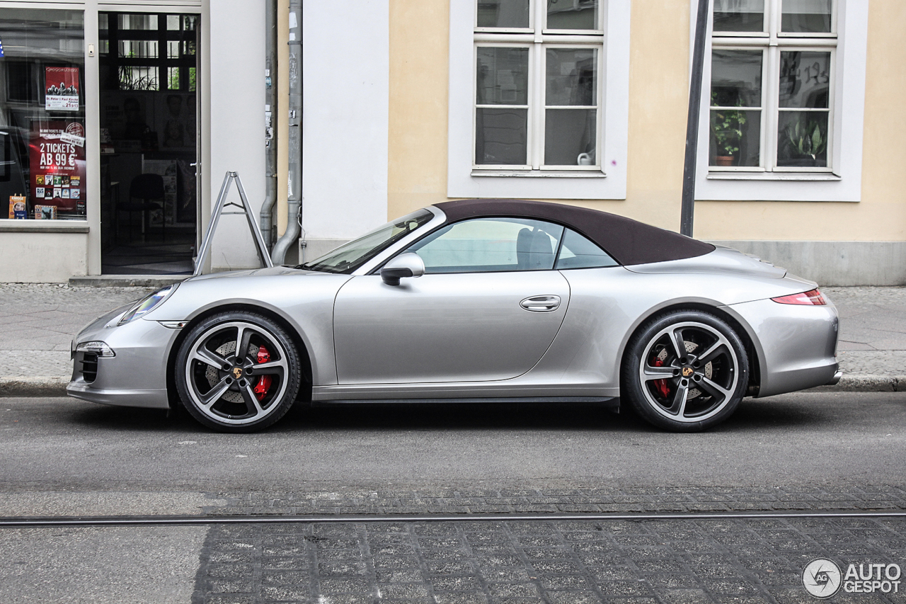 porsche 991 carrera 4s cabriolet 12 may 2013 autogespot. Black Bedroom Furniture Sets. Home Design Ideas
