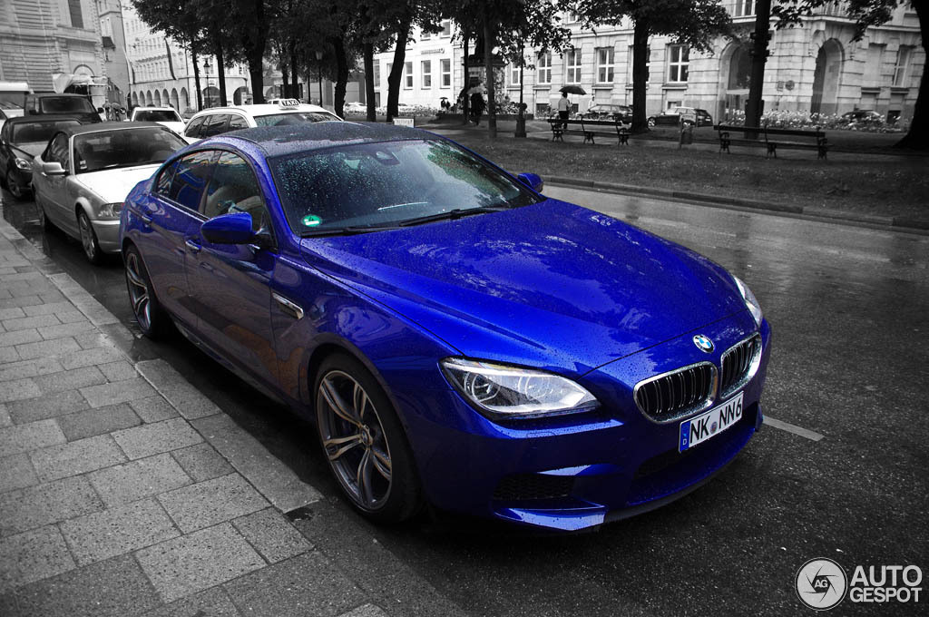 Bmw M6 F06 Gran Coup 233 13 May 2013 Autogespot