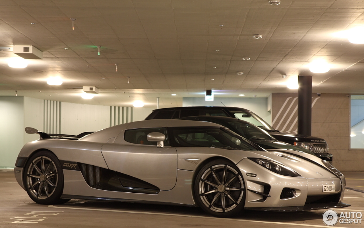 Koenigsegg Ccxr Trevita May Autogespot