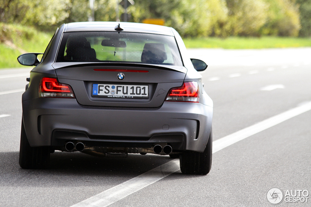 bmw 1 series m coup 17 may 2013 autogespot. Cars Review. Best American Auto & Cars Review
