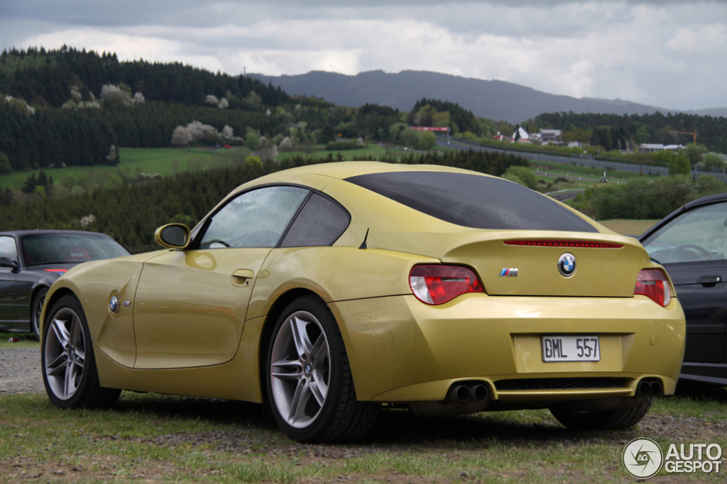 Bmw Z4 M Coup 233 17 May 2013 Autogespot