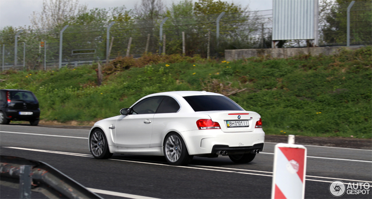 bmw 1 series m coup 18 may 2013 autogespot. Cars Review. Best American Auto & Cars Review