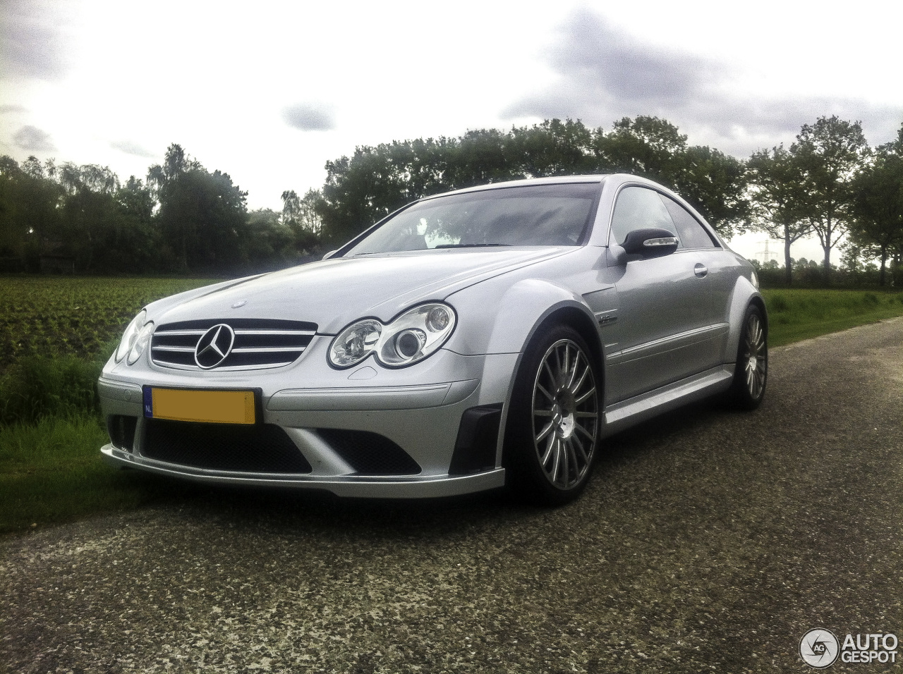 Mercedes benz clk 63 amg black series 18 may 2013 for Mercedes benz clk 63