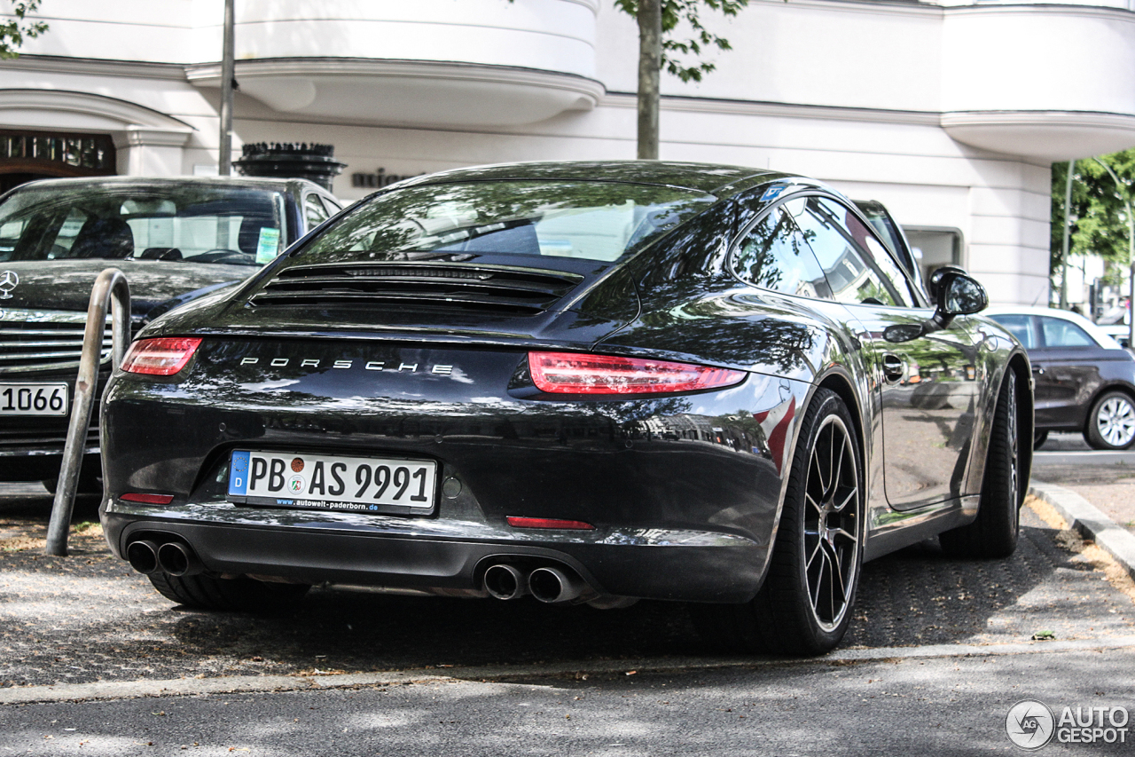 porsche 991 carrera s 18 mai 2013 autogespot. Black Bedroom Furniture Sets. Home Design Ideas