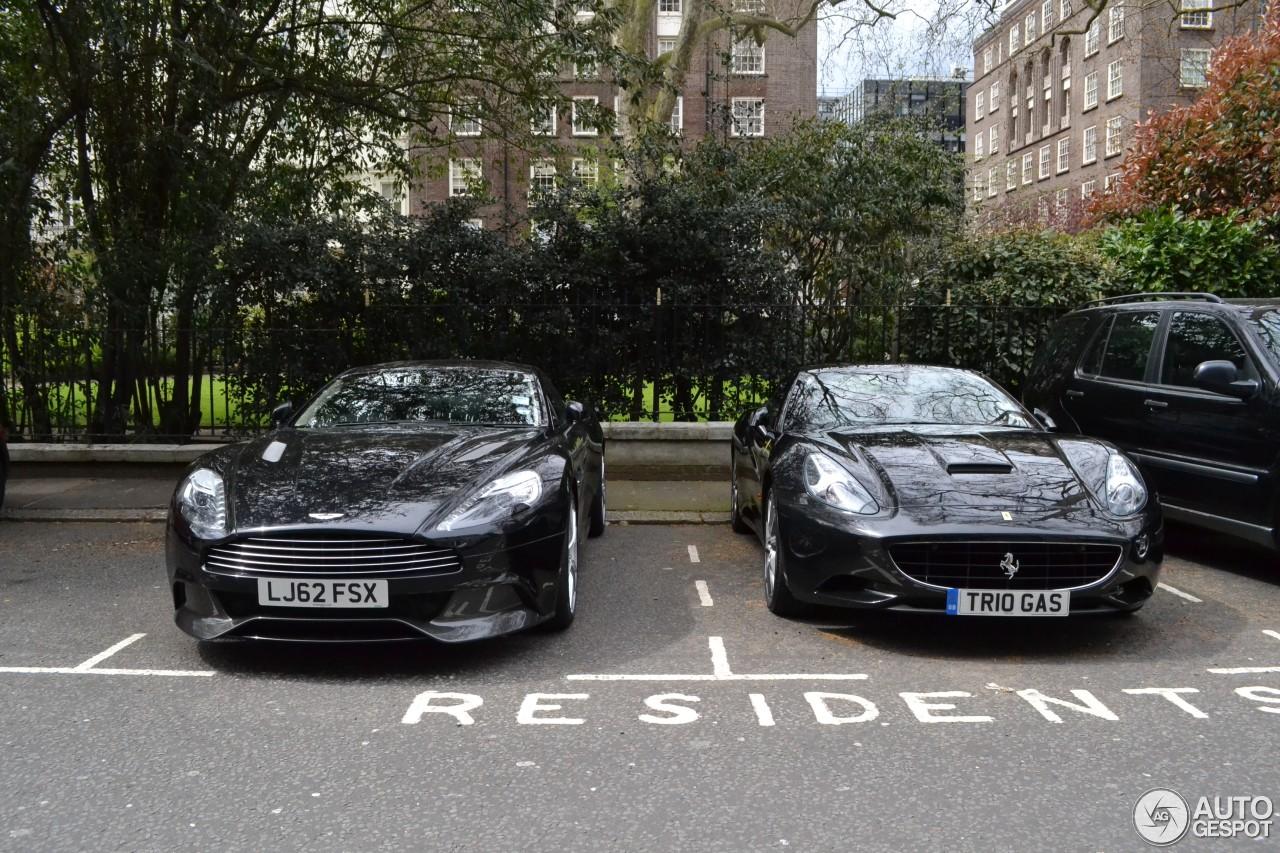 Aston Martin Vanquish Price in India 2 i Aston Martin Vanquish 2013