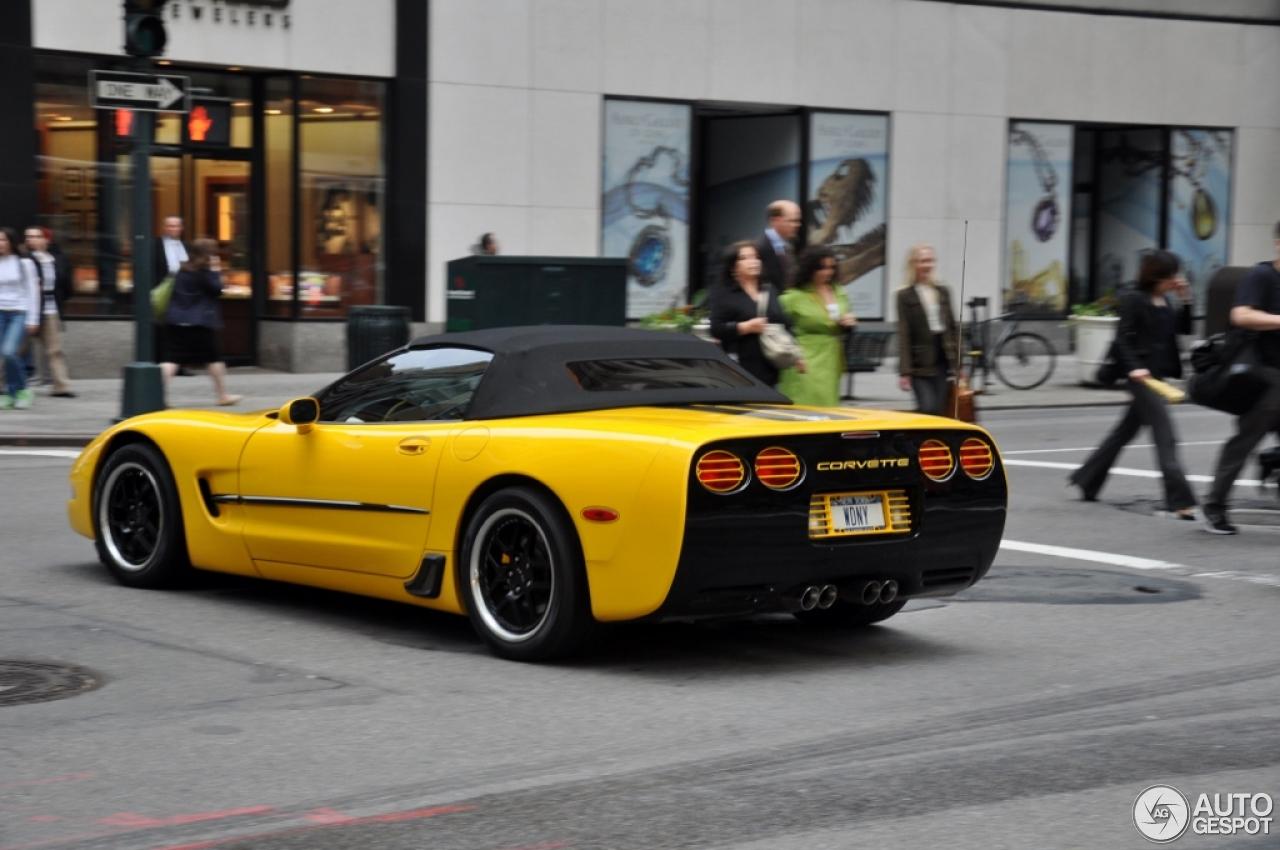 Chevrolet Corvette C5 Convertible 19 May 2013 Autogespot