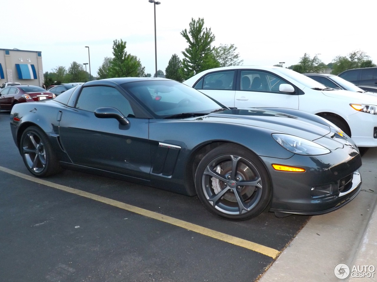 chevrolet corvette c6 grand sport 19 may 2013 autogespot. Black Bedroom Furniture Sets. Home Design Ideas