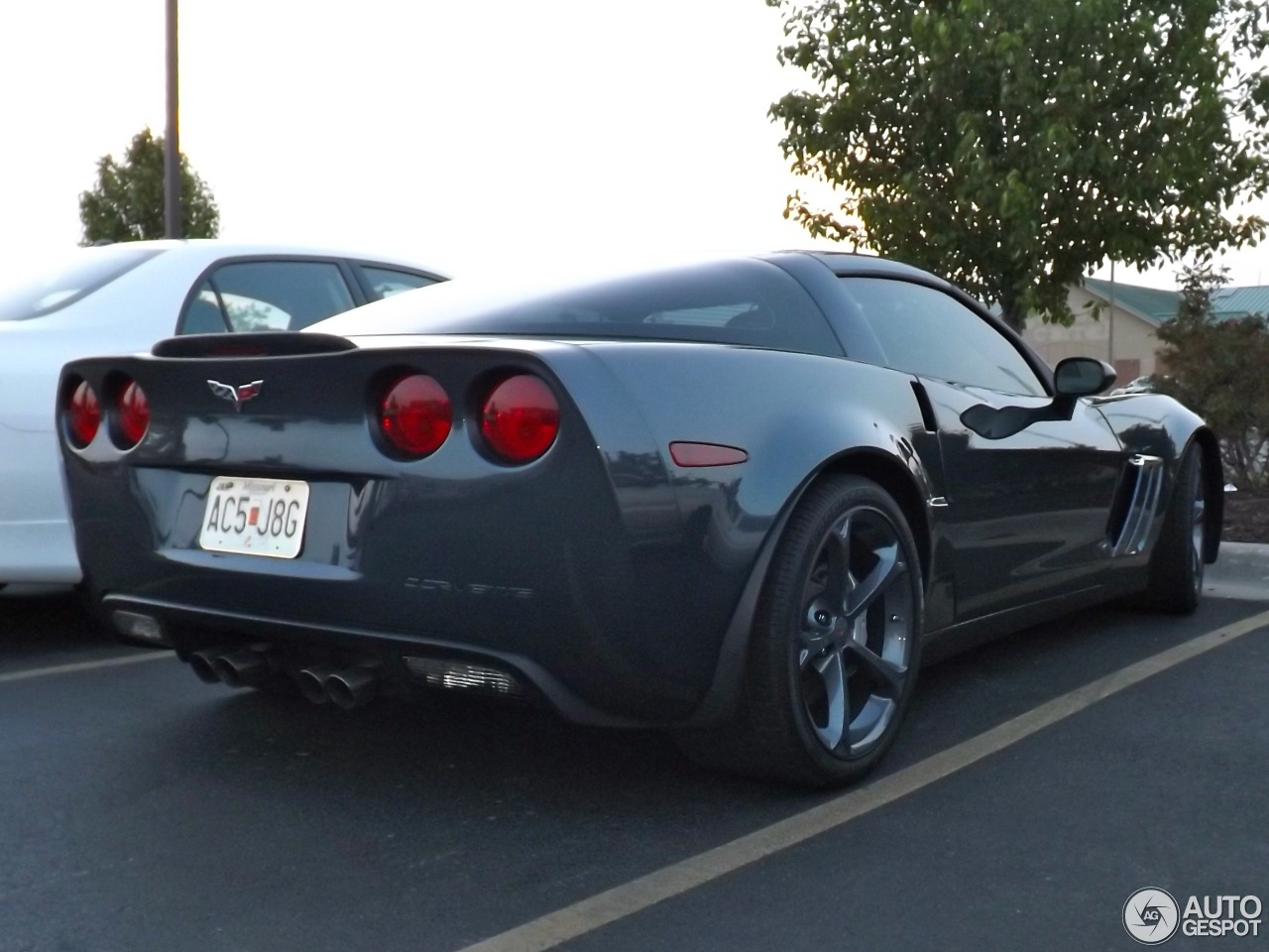 chevrolet corvette c6 grand sport 19 may 2013 autogespot. Black Bedroom Furniture Sets. Home Design Ideas