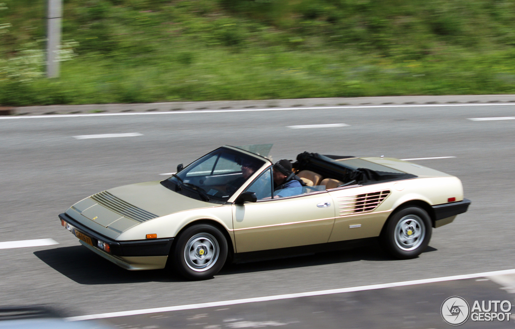 ferrari mondial 8 cabriolet 19 mei 2013 autogespot. Black Bedroom Furniture Sets. Home Design Ideas